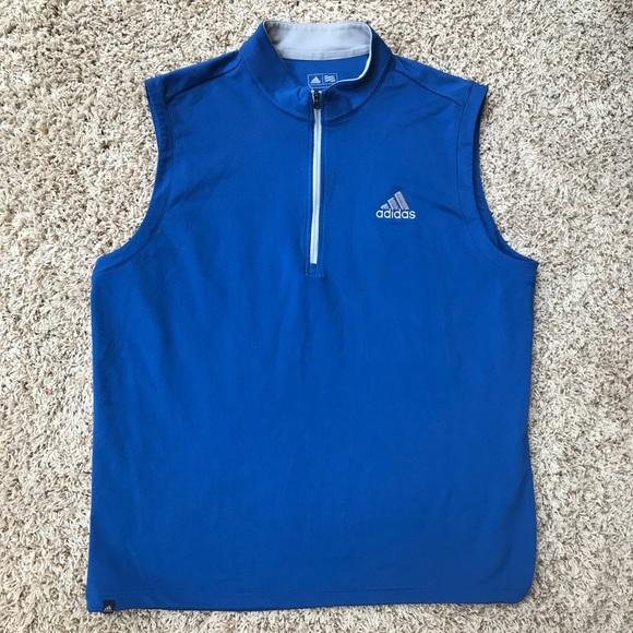 Vest Zip Euc Competition Climacool Jackets Coats 14 Adidas amp; 1xqnz7g8xB